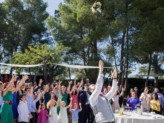 La boda de Tomás y Sheila en Chiva, Valencia 33