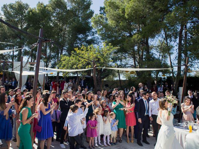 La boda de Tomás y Sheila en Chiva, Valencia 34