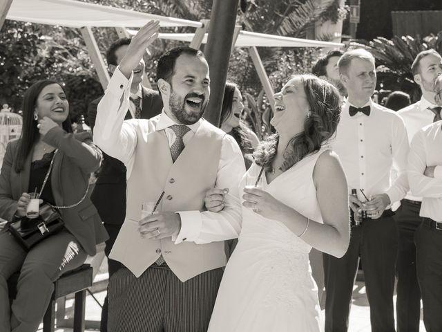 La boda de Tomás y Sheila en Chiva, Valencia 41