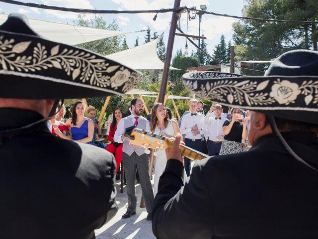 La boda de Tomás y Sheila en Chiva, Valencia 42