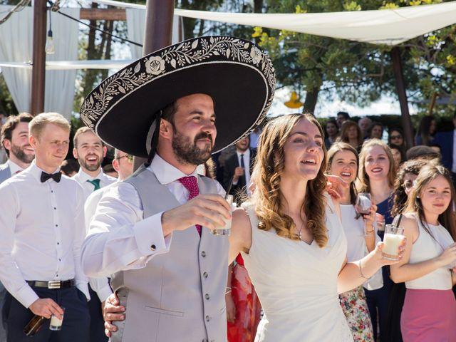 La boda de Tomás y Sheila en Chiva, Valencia 44