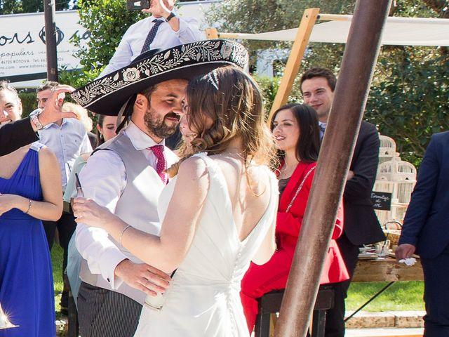 La boda de Tomás y Sheila en Chiva, Valencia 45