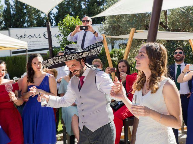 La boda de Tomás y Sheila en Chiva, Valencia 46