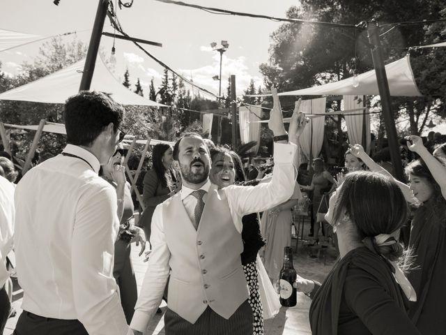 La boda de Tomás y Sheila en Chiva, Valencia 49