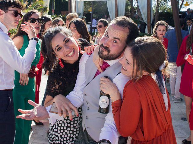 La boda de Tomás y Sheila en Chiva, Valencia 50