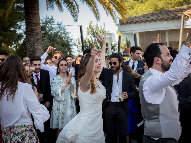 La boda de Tomás y Sheila en Chiva, Valencia 53