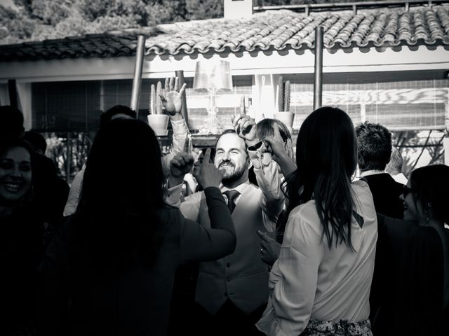 La boda de Tomás y Sheila en Chiva, Valencia 54