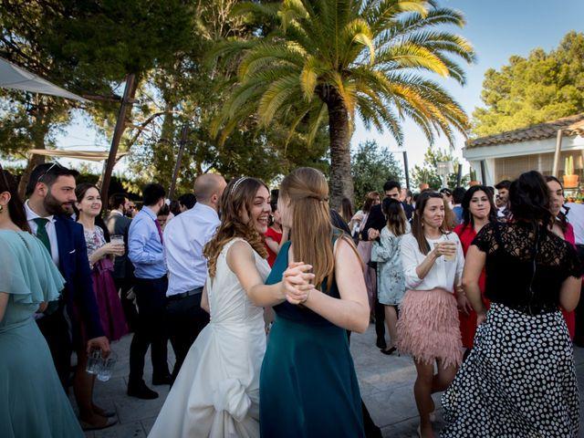 La boda de Tomás y Sheila en Chiva, Valencia 55