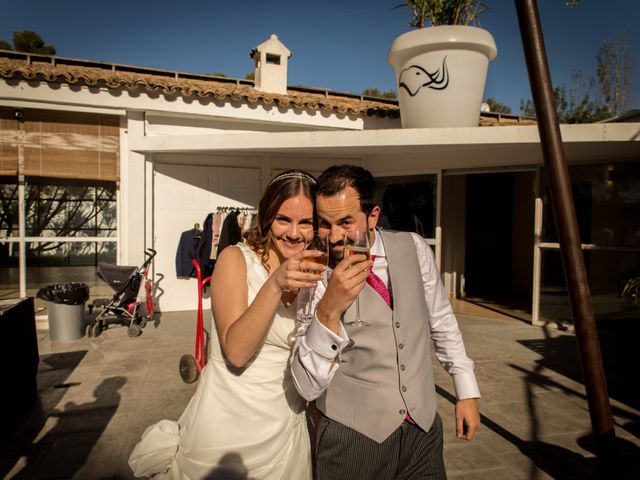 La boda de Tomás y Sheila en Chiva, Valencia 56