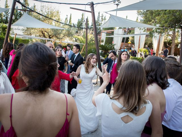 La boda de Tomás y Sheila en Chiva, Valencia 59
