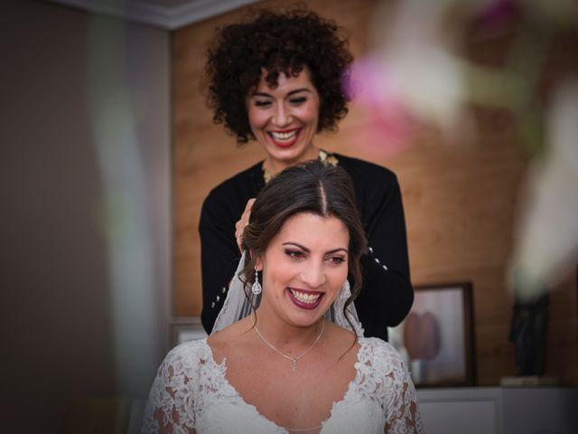 La boda de Ismael y Adela en El Raal, Murcia 3