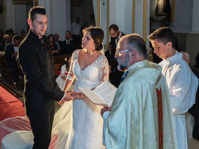La boda de Ismael y Adela en El Raal, Murcia 6