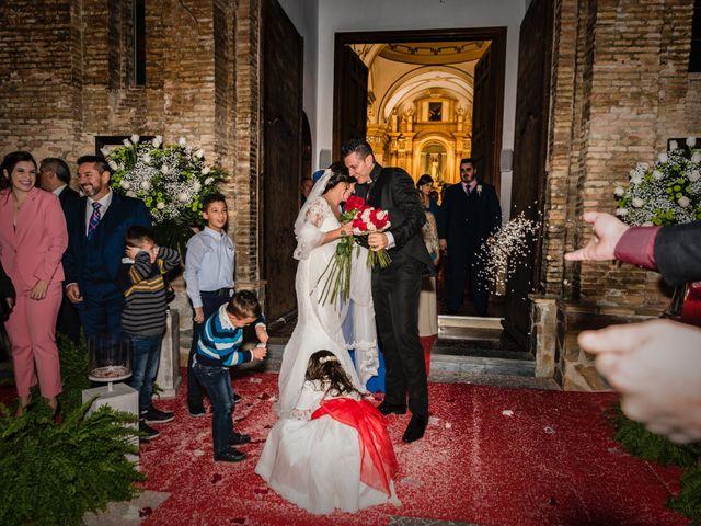 La boda de Ismael y Adela en El Raal, Murcia 7