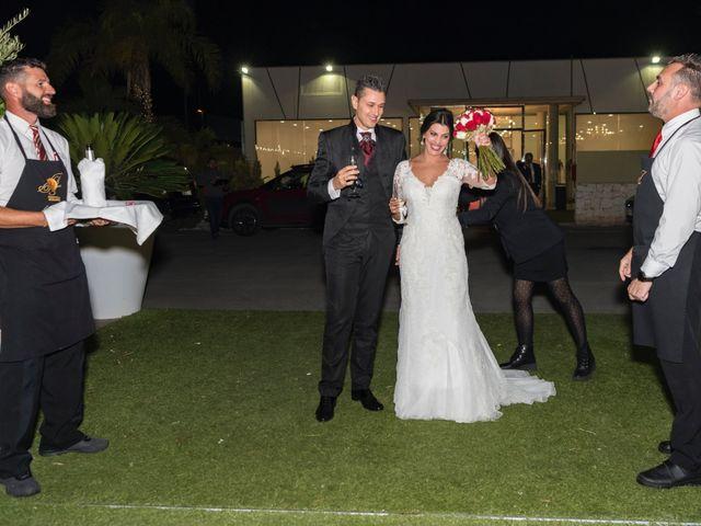 La boda de Ismael y Adela en El Raal, Murcia 10