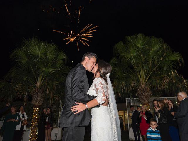 La boda de Ismael y Adela en El Raal, Murcia 11