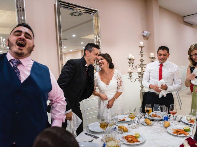 La boda de Ismael y Adela en El Raal, Murcia 13