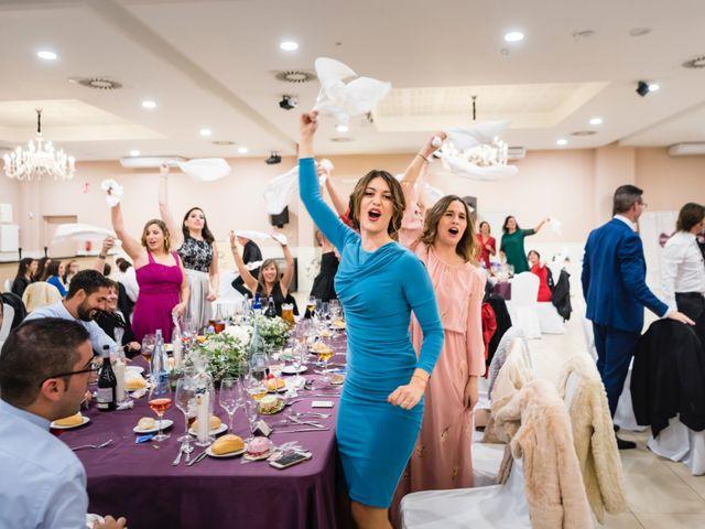 La boda de Ismael y Adela en El Raal, Murcia 14