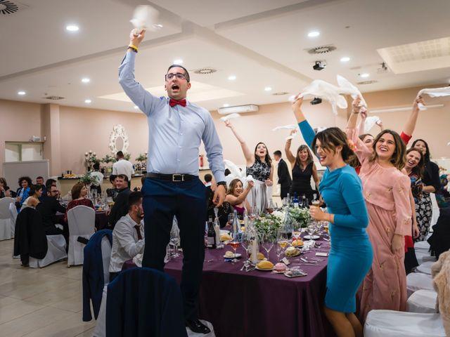 La boda de Ismael y Adela en El Raal, Murcia 15