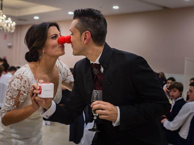 La boda de Ismael y Adela en El Raal, Murcia 17