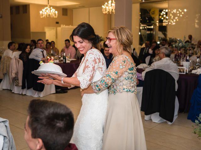 La boda de Ismael y Adela en El Raal, Murcia 20