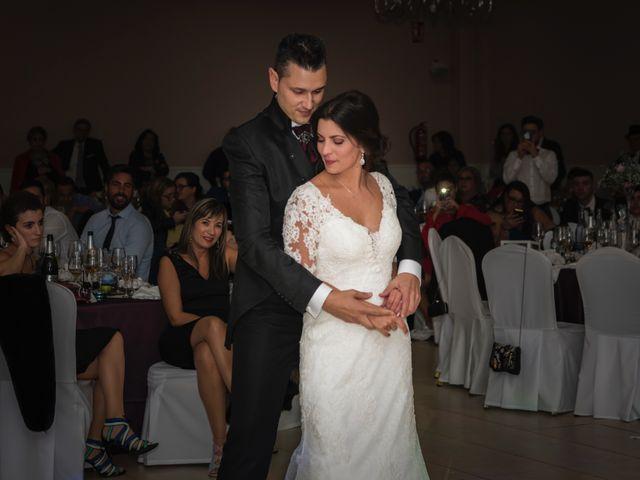 La boda de Ismael y Adela en El Raal, Murcia 21