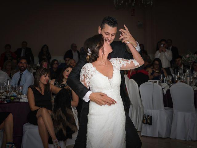 La boda de Ismael y Adela en El Raal, Murcia 22