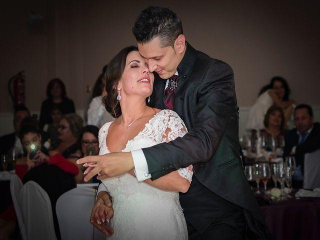 La boda de Ismael y Adela en El Raal, Murcia 23