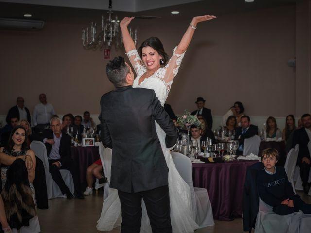 La boda de Ismael y Adela en El Raal, Murcia 24
