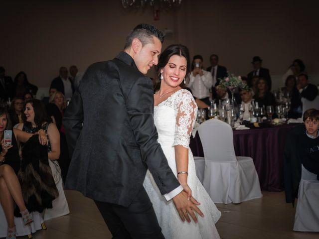 La boda de Ismael y Adela en El Raal, Murcia 25