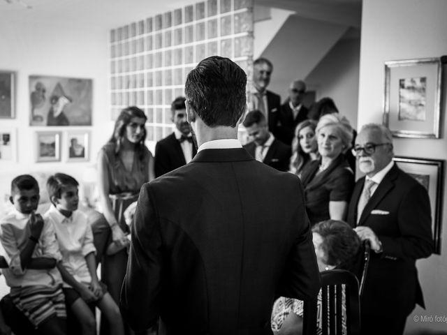 La boda de Jonathan y Belén en Almendralejo, Badajoz 1