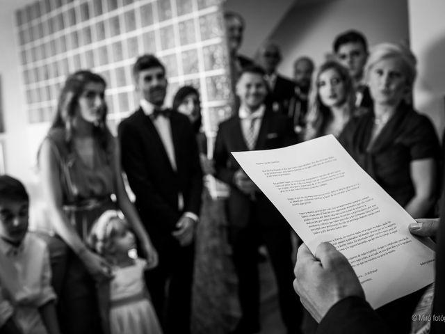 La boda de Jonathan y Belén en Almendralejo, Badajoz 2