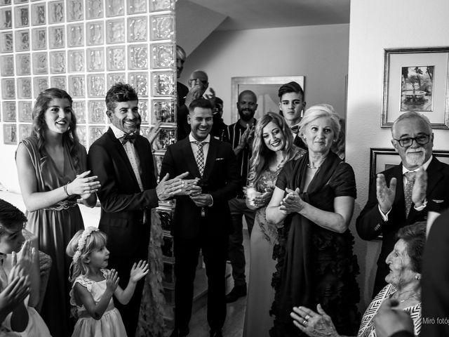 La boda de Jonathan y Belén en Almendralejo, Badajoz 3
