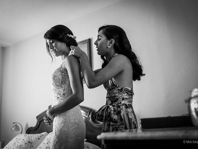 La boda de Jonathan y Belén en Almendralejo, Badajoz 9