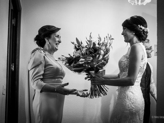 La boda de Jonathan y Belén en Almendralejo, Badajoz 11
