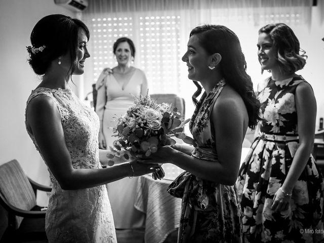 La boda de Jonathan y Belén en Almendralejo, Badajoz 12