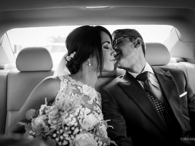 La boda de Jonathan y Belén en Almendralejo, Badajoz 22