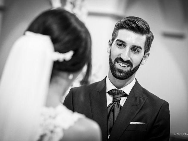 La boda de Jonathan y Belén en Almendralejo, Badajoz 29