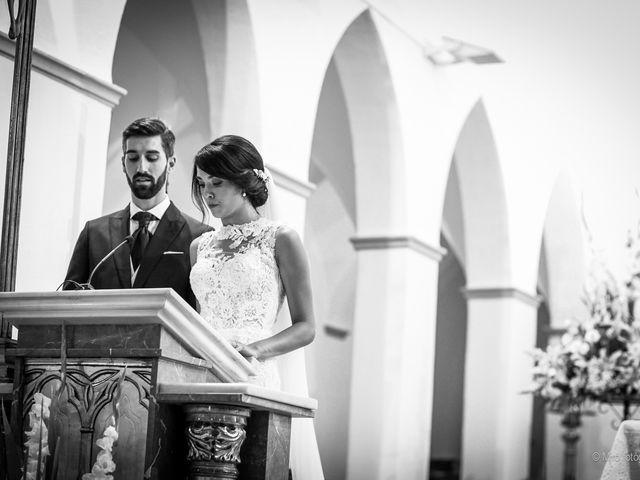 La boda de Jonathan y Belén en Almendralejo, Badajoz 32