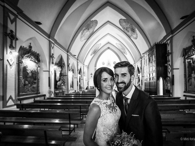 La boda de Jonathan y Belén en Almendralejo, Badajoz 33