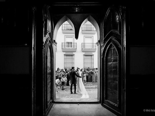 La boda de Jonathan y Belén en Almendralejo, Badajoz 36
