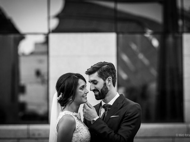La boda de Jonathan y Belén en Almendralejo, Badajoz 37