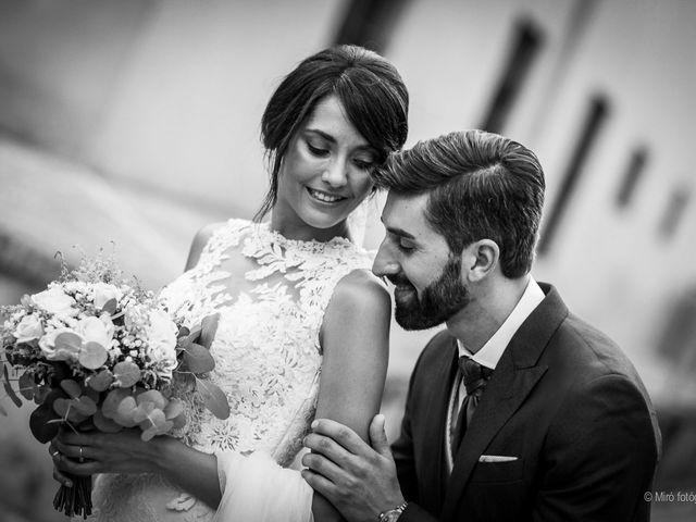 La boda de Jonathan y Belén en Almendralejo, Badajoz 38