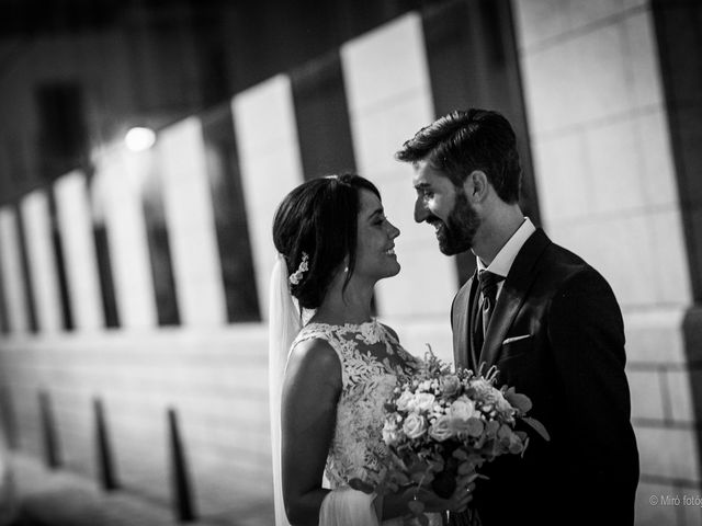 La boda de Jonathan y Belén en Almendralejo, Badajoz 39
