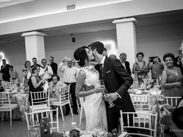 La boda de Jonathan y Belén en Almendralejo, Badajoz 53