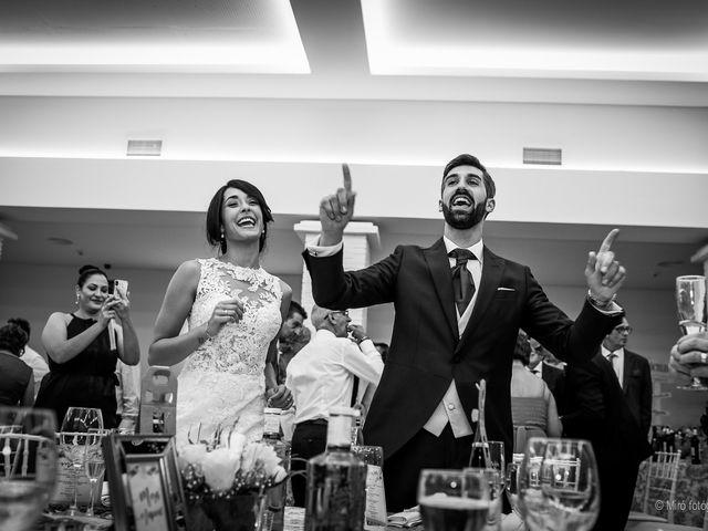 La boda de Jonathan y Belén en Almendralejo, Badajoz 55