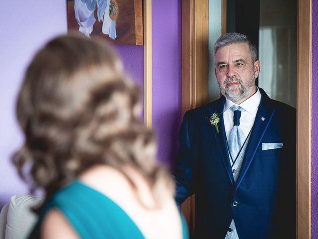 La boda de Adrián y Raquel en Seseña Viejo, Toledo 13