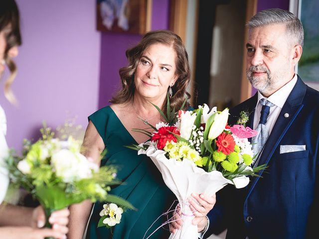 La boda de Adrián y Raquel en Seseña Viejo, Toledo 16
