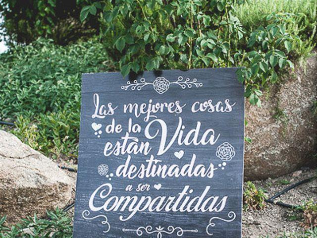 La boda de Adrián y Raquel en Seseña Viejo, Toledo 21