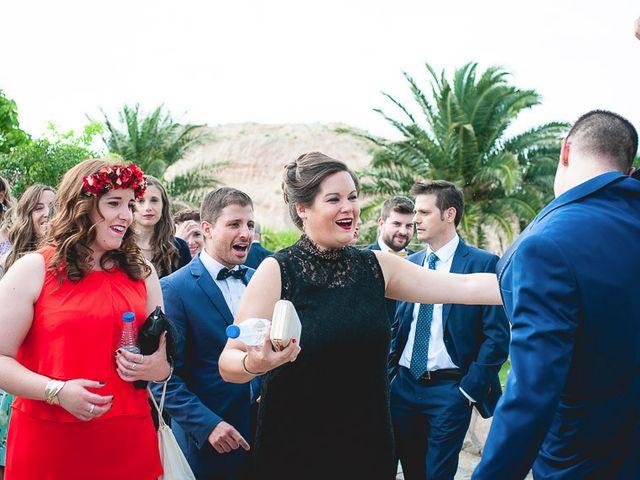 La boda de Adrián y Raquel en Seseña Viejo, Toledo 25