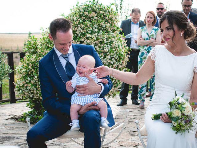 La boda de Adrián y Raquel en Seseña Viejo, Toledo 27